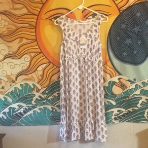 Light as a feather NWT cotton dress s/m